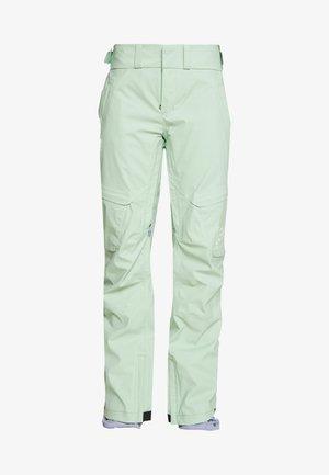 AK GORE SUMMIT  - Snow pants - faded jade