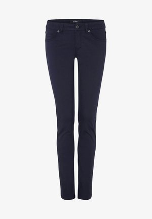 Trousers - love blue