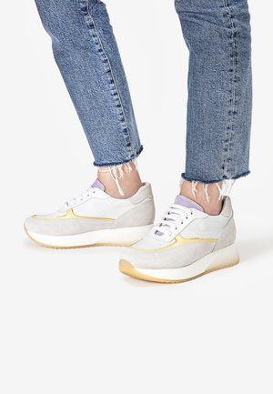 Sneaker low - yellow multi ylm