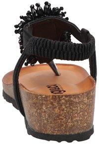 IGI&CO - T-bar sandals - nero - 2