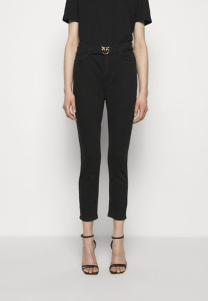 SUSAN  - Jeansy Skinny Fit - black