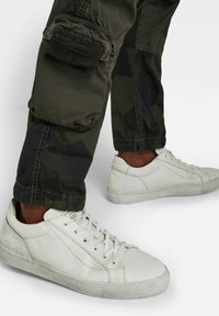 G-Star - 3D STRAIGHT TAPERED CARGO - Cargo trousers - multi coloured - 3