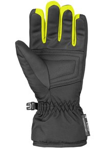 Reusch - BENNET - Gloves - blck/blck mel/safety yell - 2