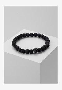 Tateossian - KING SKULL - Bracelet - black - 2