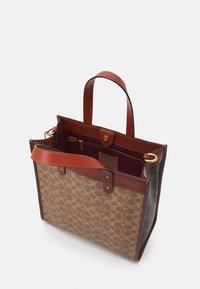 Coach - Handbag - tan/brown/rust - 4