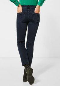 Cecil - Slim fit jeans - blau