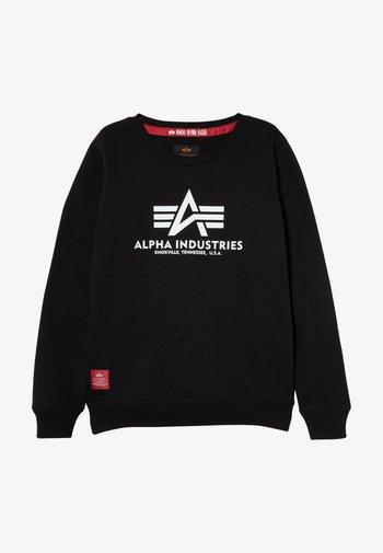 BASIC KIDS TEENS - Sweatshirt - black