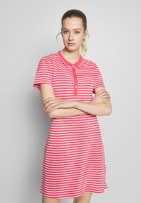Luhta - ANTSKOG - Jersey dress - hot pink - 0