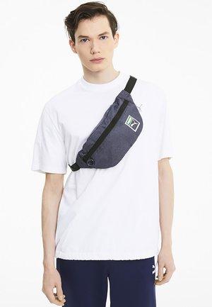 RETRO - Bum bag - peacoat-heather