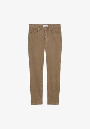 Slim fit jeans - nutshell brown