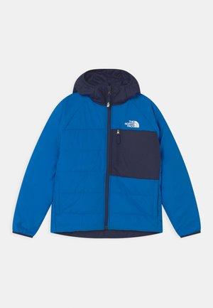REVERSIBLE PERRITO - Winter jacket - hero blue