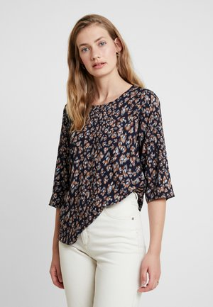 BERLIN - Blouse - navy combi