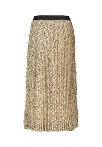 RIANI - Maxi skirt - sand - 3