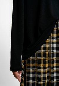 AllSaints - RITA - Long sleeved top - black - 6