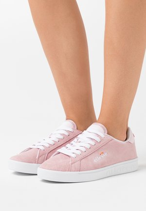 CAMPO - Zapatillas - dark pink/light pink/nature