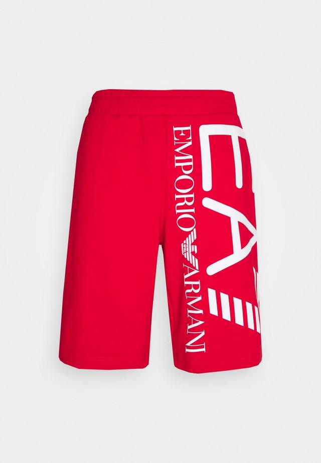 Pantalones Cortos Rojos De Hombre Comprar Coleccion En Zalando