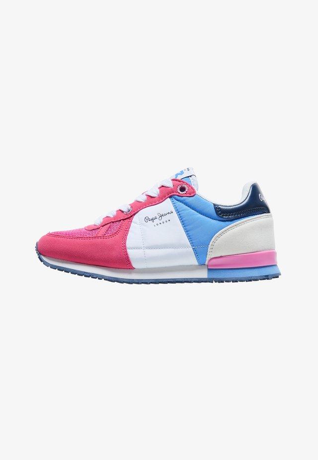 SYDNEY - Sneaker low - fuchsie