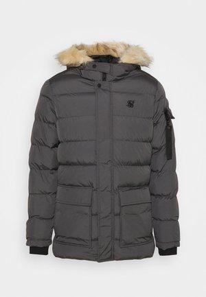 EXPEDITION - Zimní kabát - steel grey