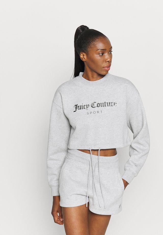 JOSIE - Sweatshirt - silver