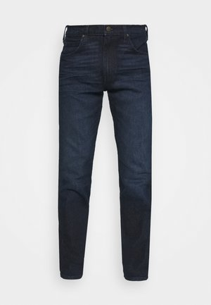 AUSTIN - Straight leg jeans - dark tonal park
