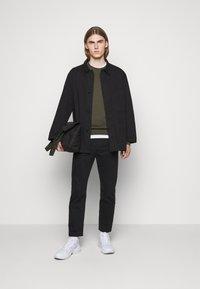 C.P. Company - CREW NECK - Sweatshirt - ivy green - 1