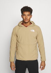 The North Face - ACTIVE TRAIL - Mikina s kapucí - moab khaki - 0
