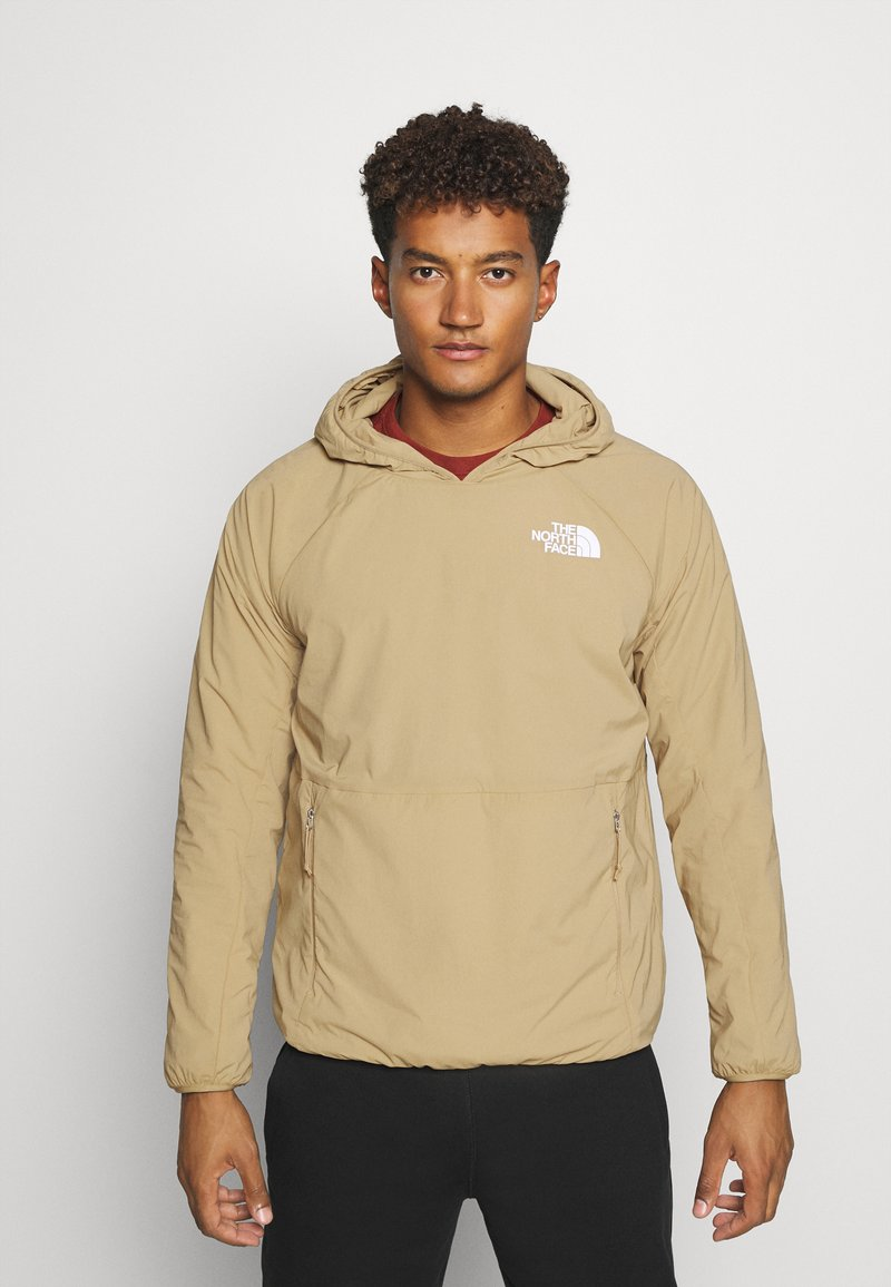 The North Face - ACTIVE TRAIL - Mikina s kapucí - moab khaki