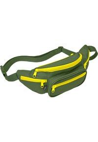 Brandit - Bum bag - olive/yellow - 1