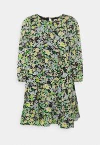 TOM TAILOR DENIM - LIGHT MINI DRESS - Day dress - multi-coloured - 4
