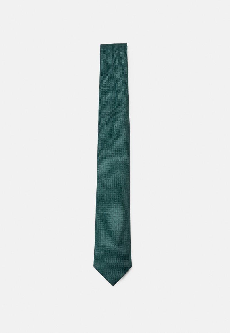 Pier One - Tie - dark green