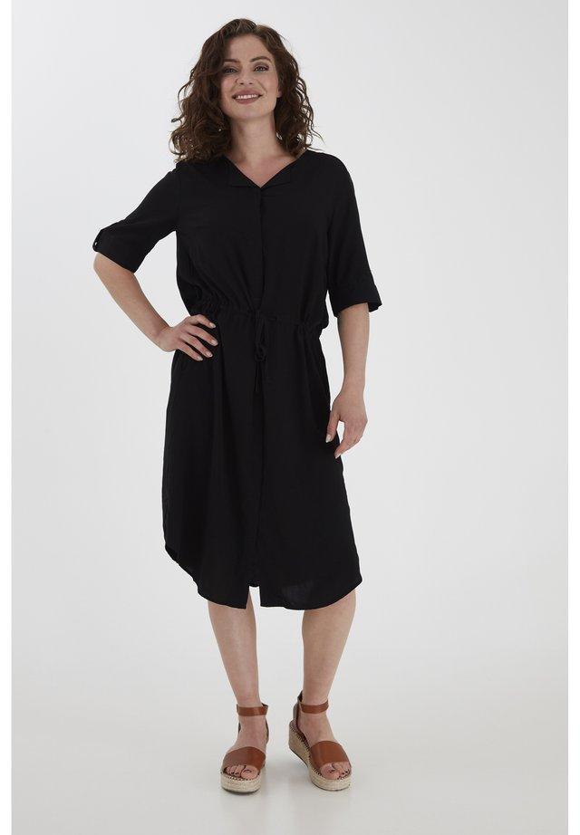 FRHAZAVISK  - Day dress - black