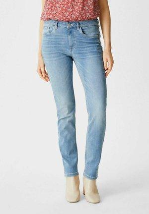 Slim fit jeans - jeans-hellblau