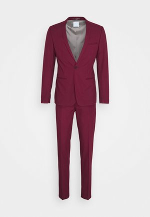 GOTHENBURG SUIT - Completo - ruby