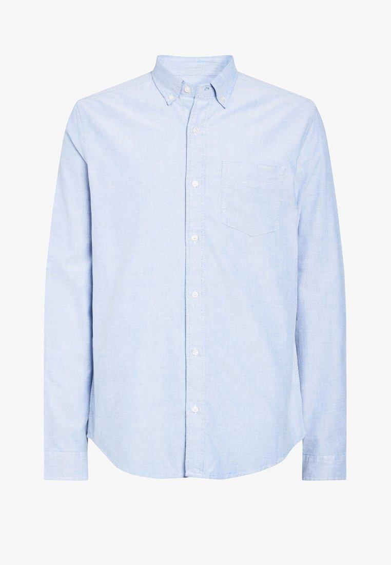 Next - LONG SLEEVE OXFORD - Shirt - blue