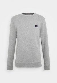 Les Deux - PIECE - Sweatshirt - light grey melange - 8