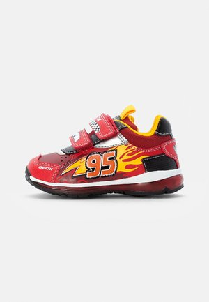 CARS MCQUEEN BABY TODO BOY - Sneakersy niskie - red/black