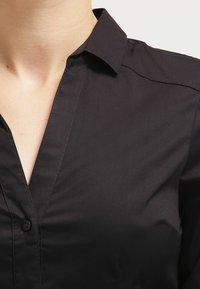 Vero Moda - VMLADY - Button-down blouse - black - 4