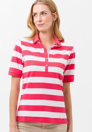 STYLE CLEO - Polo shirt - papaya