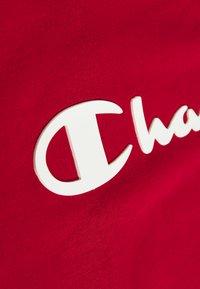 Champion - CREWNECK LEGACY - Collegepaita - dark red - 2