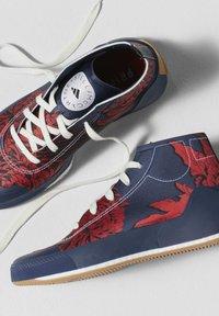 adidas by Stella McCartney - ADIDAS BY STELLA MCCARTNEY TREINO MID-CUT PRINT SHOES - Sneakers alte - blue - 2