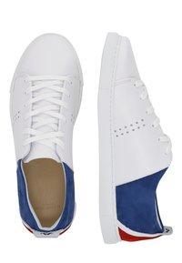 M. Moustache - RENE - Sneakers - white blue - 1