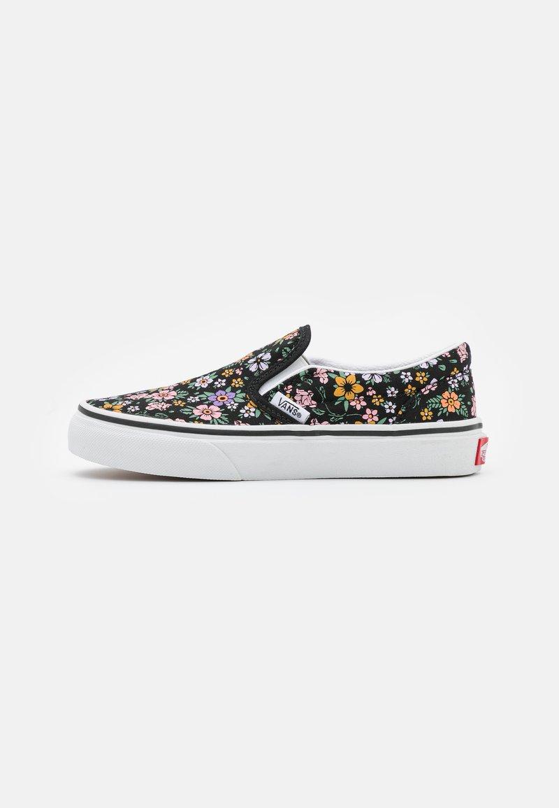Vans - CLASSIC - Sneakers laag - black/true white