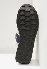Saucony - JAZZ ORIGINAL VINTAGE - Sneaker low - tan/navy - 4