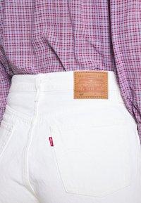 Levi's® - 501 CROP - Slim fit jeans - come clean - 5