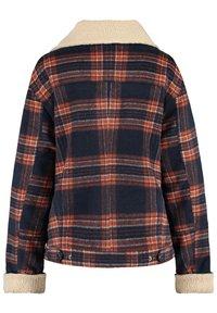 America Today - Fleece jacket - navy - 1