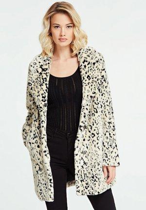 Winter coat - multi-coloured