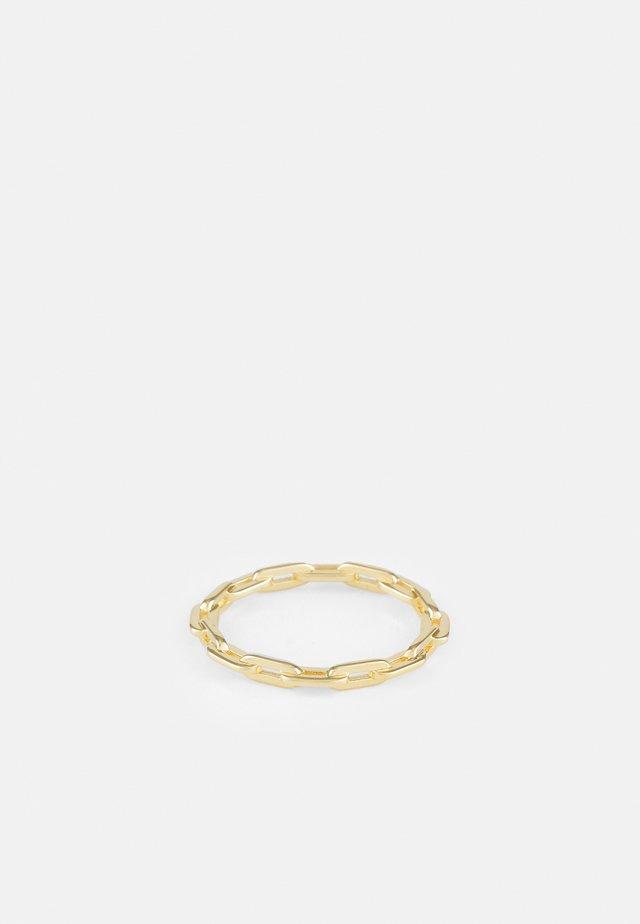 GEMMA - Bague - gold-coloured
