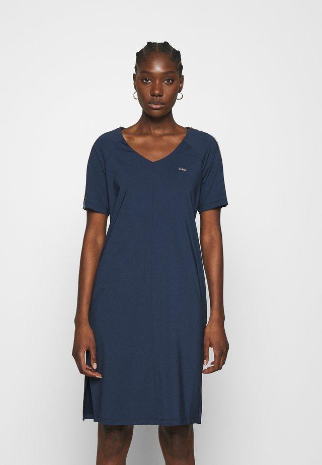 ABITO  - Jerseyjurk - dress blue