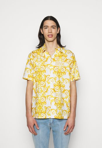 LOGO BAROQUE - Shirt - white