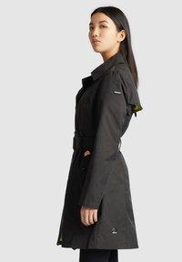 khujo - AURORA - Trenchcoat - schwarz - 4
